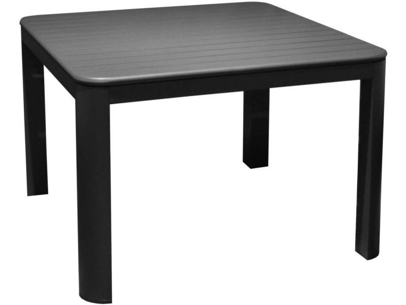 Table basse de jardin en aluminium eos