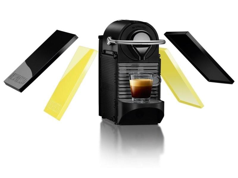 Krups - xn3020 - cafetière nespresso pixie clips avec panneaux de rechange XN3020