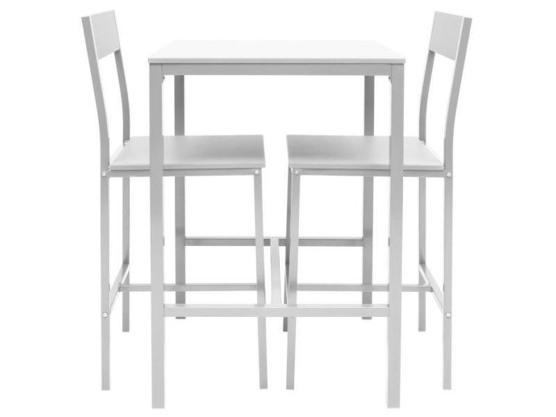 Surréaliste Mange-debout - table de bar - table haute manira ensemble table TV-57
