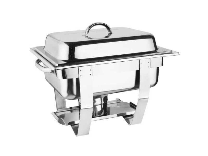 Chafing dish gn 1/2 - inox olympia -