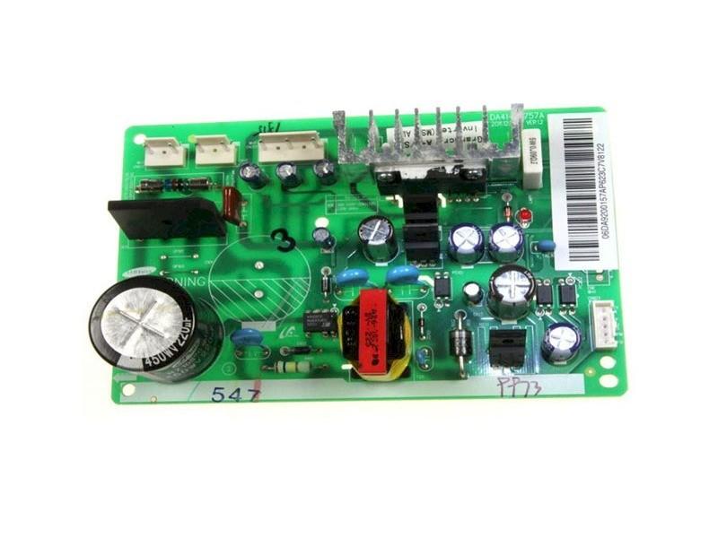Platine sub inverter;12v 5v,-grand cr pour refrigerateur samsung - da92-00157a