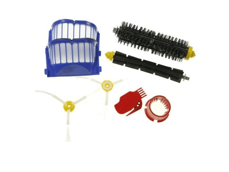 Kit d' entretien complet roomba serie 600 pour petit electromenager irobot - acc222