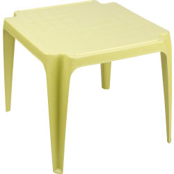 Table empilable tavolo baby - vert