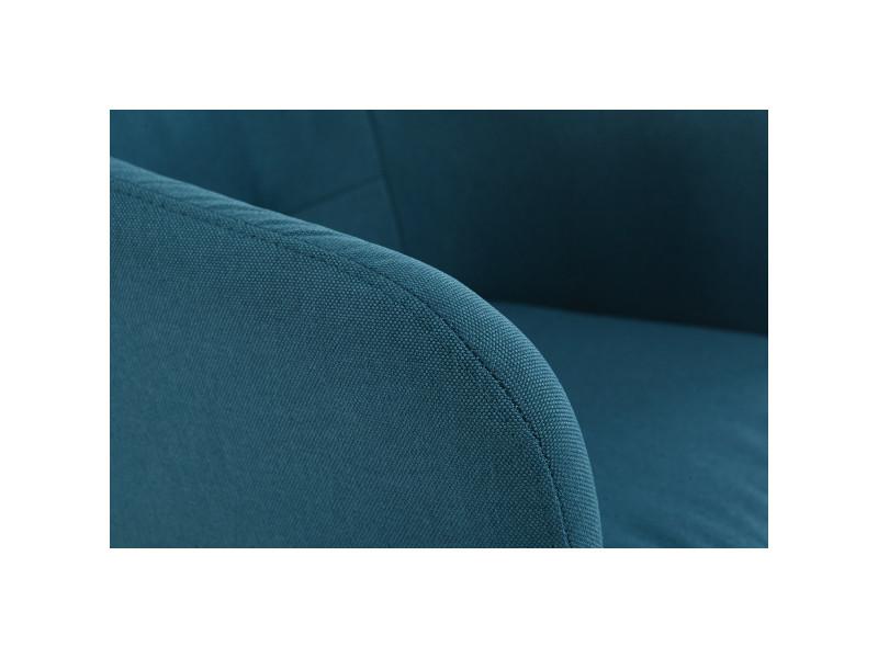 Baltik Bleu Bureau En Tissu Canard Design Vente De Fauteuil pVUSMz