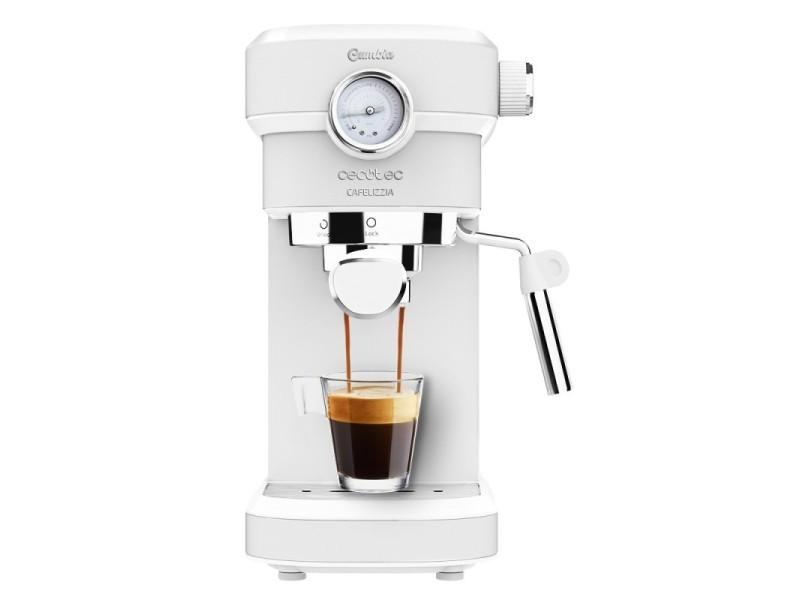 Machine à café express, cecotec, cafelizzia 790 white pro