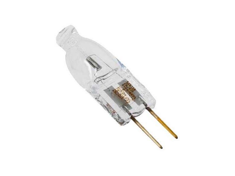 Ampoule 12v / 20w / g4 / 28mm / diam. 7mm hotte wpro 484000000983, 50240103007