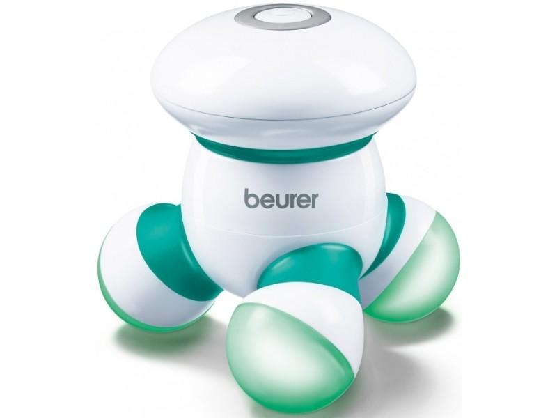 Beurer mini appareil de massage mg 16 vert