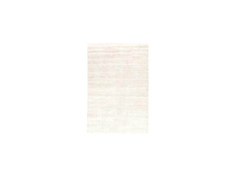 Tapis tissé grace shaggy silber K2MJT-60-110-E