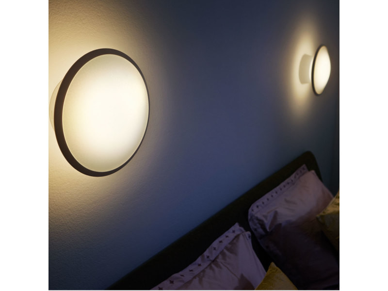 Philips hue phoenix applique murale conforama
