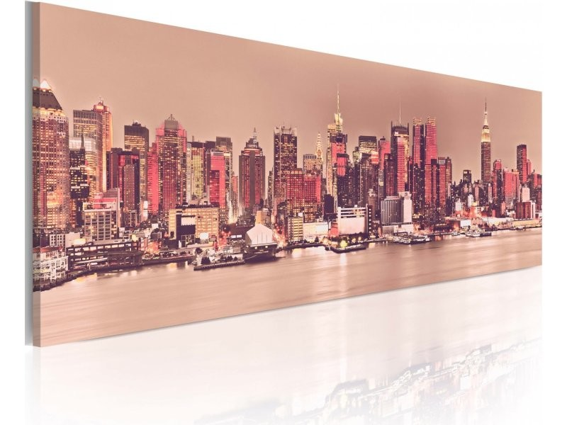 Tableau new york city of light A1-N3912-DKXPWD