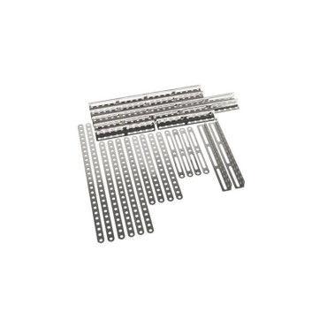 Set complémentaire pour construction mécanique : set de barres métal