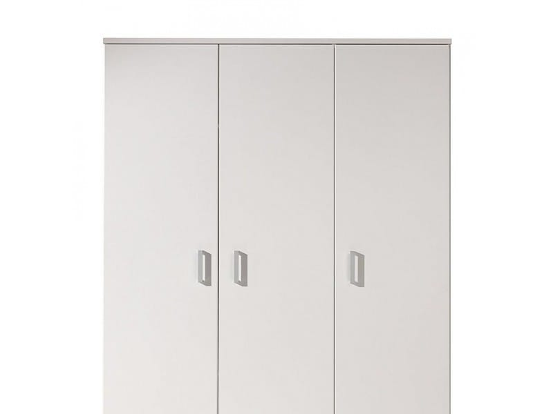 vipack armoire milan 3 portes mikl1314 vente de vipack conforama. Black Bedroom Furniture Sets. Home Design Ideas