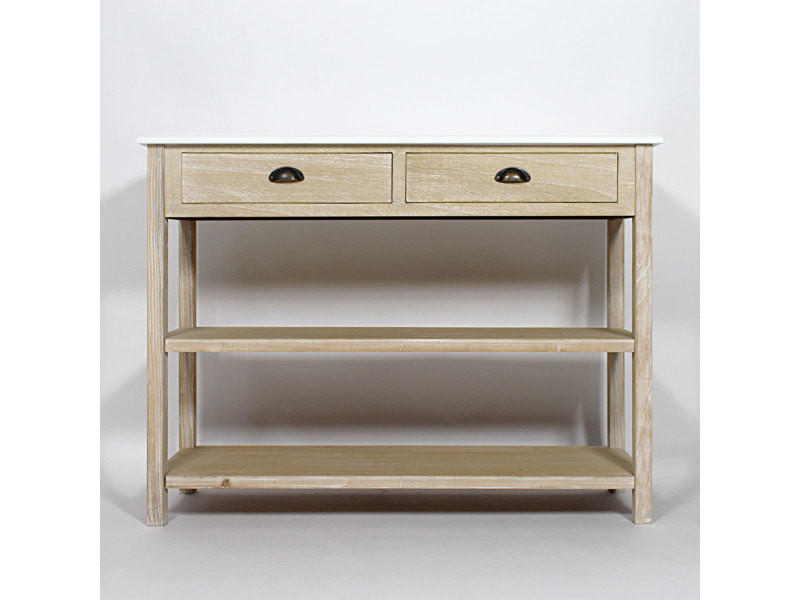 meuble console mdf en bois clair fcj51 vente de. Black Bedroom Furniture Sets. Home Design Ideas