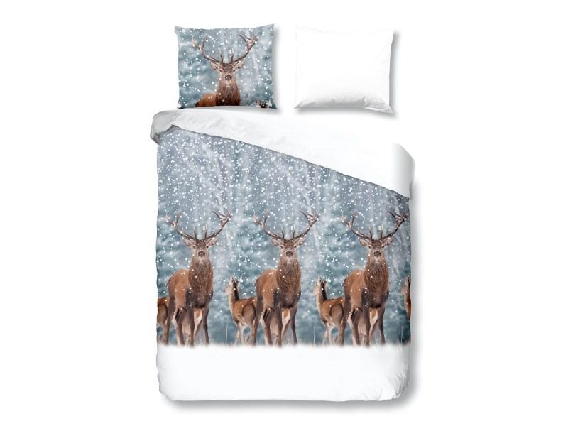 Parure de lit cerfs - 140x200 cm