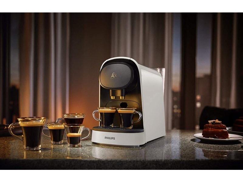 Machine à café capsules de 19 bars