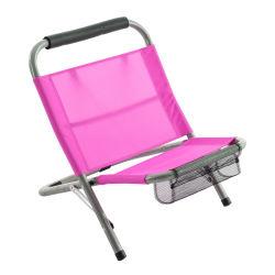 Cale dos avec filet lazio de couleur rose