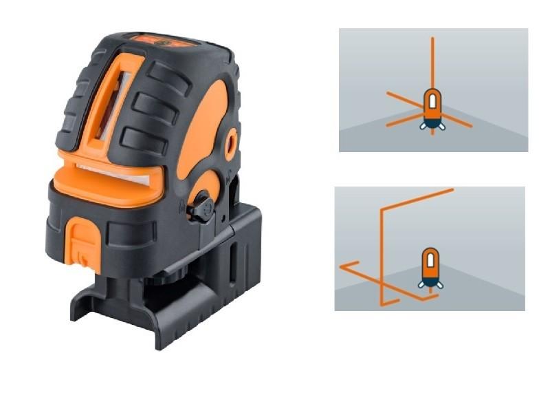 Geo fennel - laser combiné pro (croix et points) jusqu'à 6 points - crosspointer5