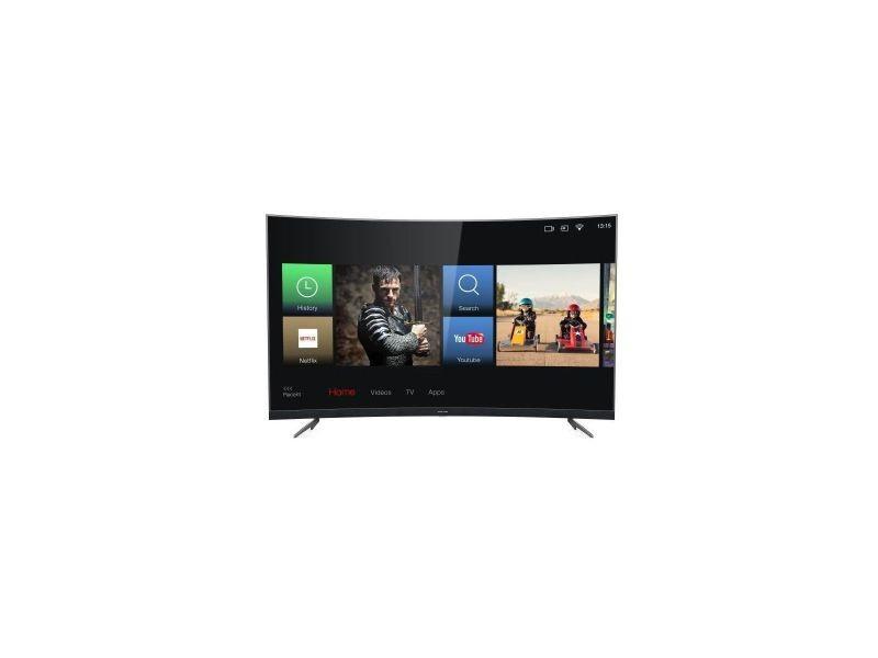 25055120b4a Thomson 55uz6096 tv led uhd 4k ecran incurve - 55 139cm - smart tv - classe  energetique a+