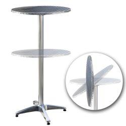 Table bistrot rabattable hauteur réglable 2001018