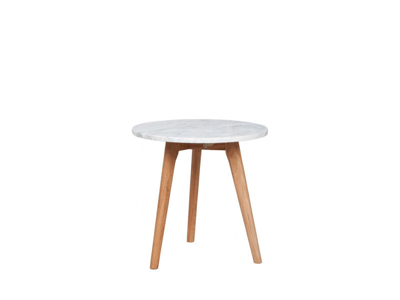 Table bistrot marbre ronde pied fonte good pied table - Table bistrot marbre conforama ...
