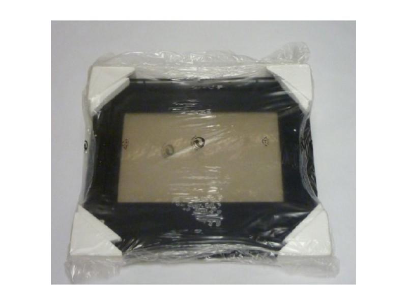 Porte vitree pour four inox indesit