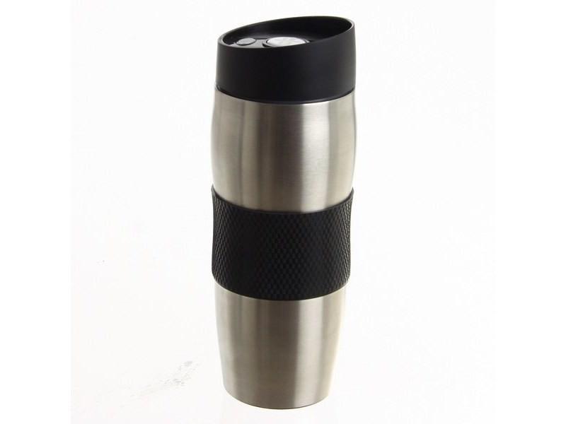 Travel mug admirable mug double paroi isotherme - noir