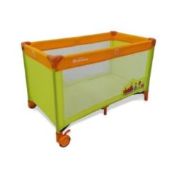 Lit parapluie Baby Fox Train Orange