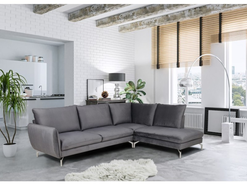 Canapé d'angle leva droit