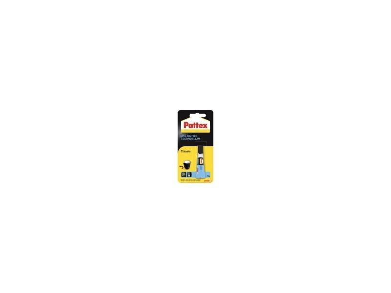 Colle cyanoacrylate uni-rapide classic tube 3 g 738133
