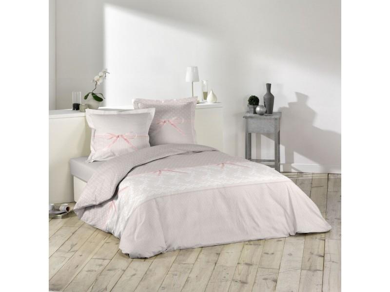 parure housse de couette 240 x 220 cm secrete vente de parure de lit 1 personne conforama. Black Bedroom Furniture Sets. Home Design Ideas