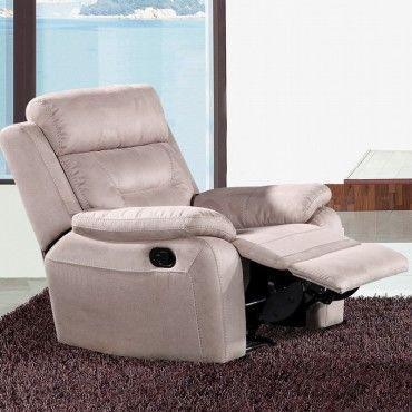 fauteuil relax lectrique microfibre accio l 95 x l 91 x h 99 neuf vente de. Black Bedroom Furniture Sets. Home Design Ideas