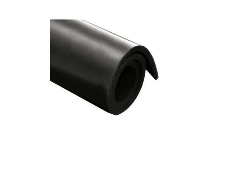 Feuille caoutchouc néoprène 100x140cm épaisseur 6mm NEO6