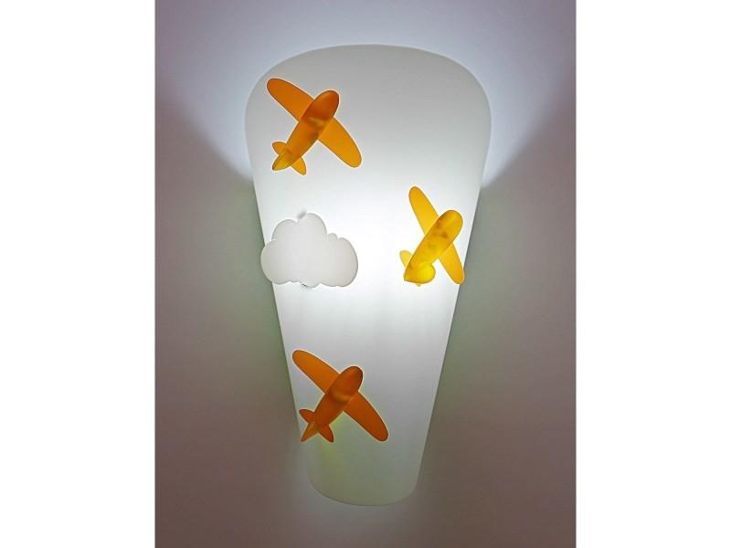 Applique murale chambre enfant avion - Vente de R ET M ...
