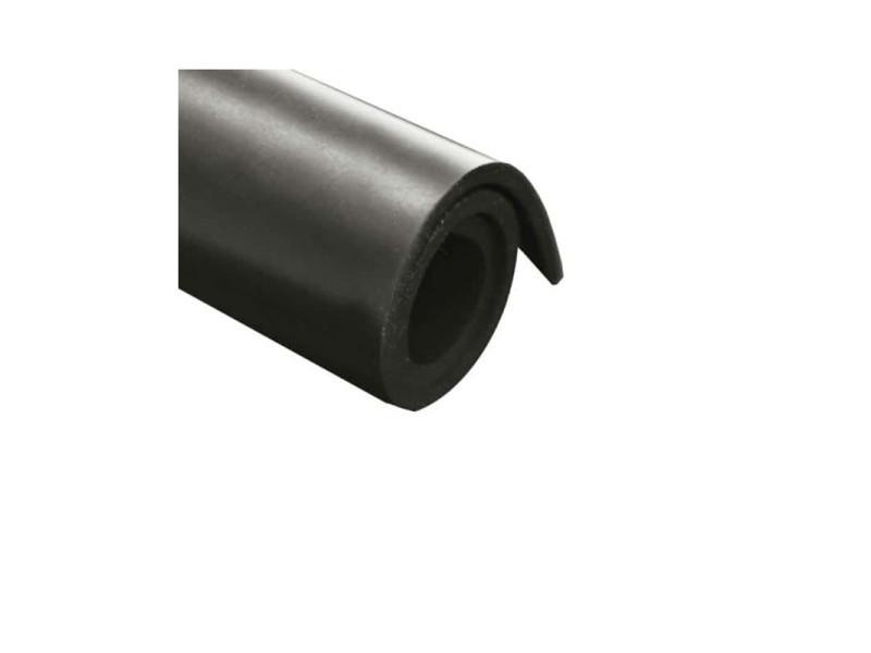 Feuille caoutchouc naturel 100x140cm épaisseur 4mm Sbr-4mm