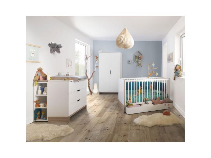 Chambre bébé complète - kiono - l 9 x l 9 x h 9 - neuf