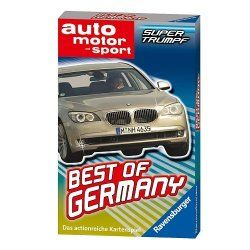 Jeu en allemand karten : best of germany