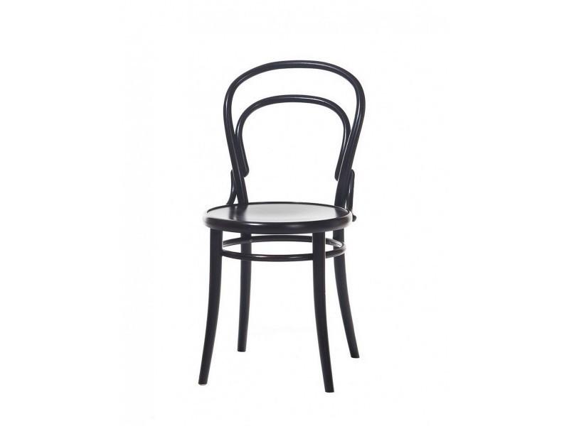 Chaises bistrot 14 ton x 4 vente de seanroyale conforama - Table bistrot marbre conforama ...