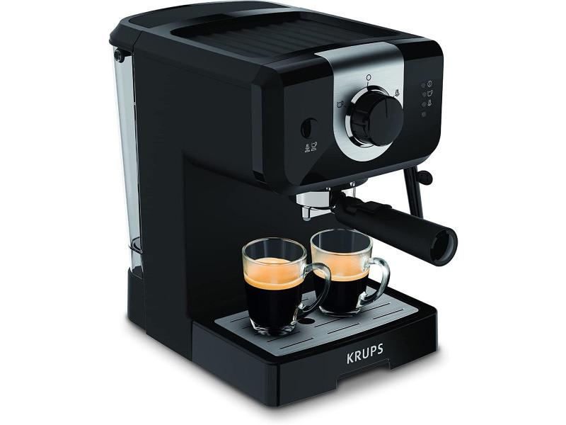Cafetière express krups xp3208 noir XP320810