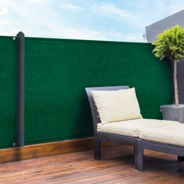 Brise Vue Vert 1 5 X 10 M 90 Gr M Classique Vente De Id Market