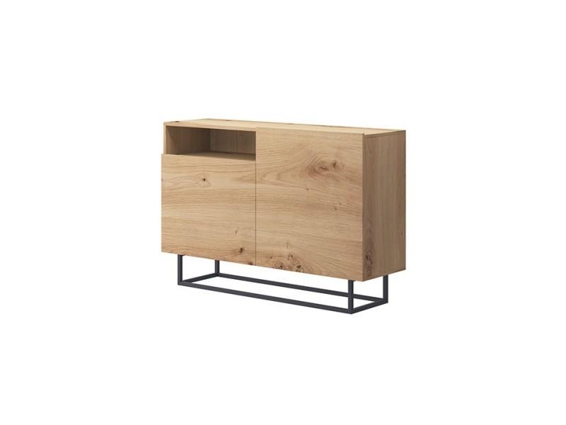 Commode industrielle enjoy 120 cm bois