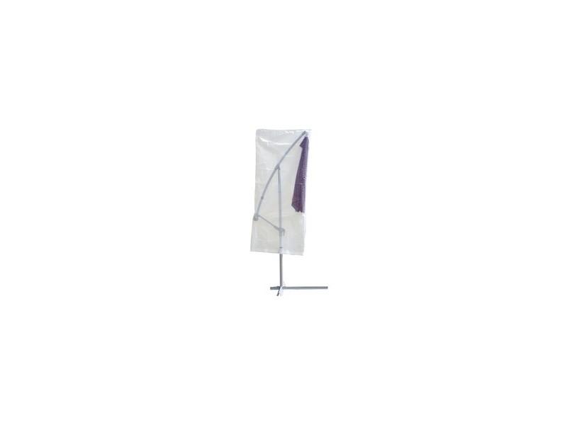 Housse transparente de parasol déporté PRH090225X100