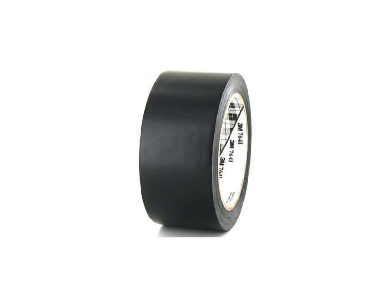 Ruban adhésif vinyle 3m 764 noir 50mm 764N-50