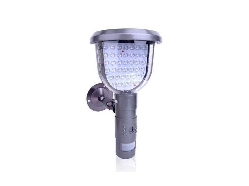 Eclairage Extérieur Solaire Projecteur Solaire Détection Mouvement lampe solaire caméra espion détection mouvement surveillance