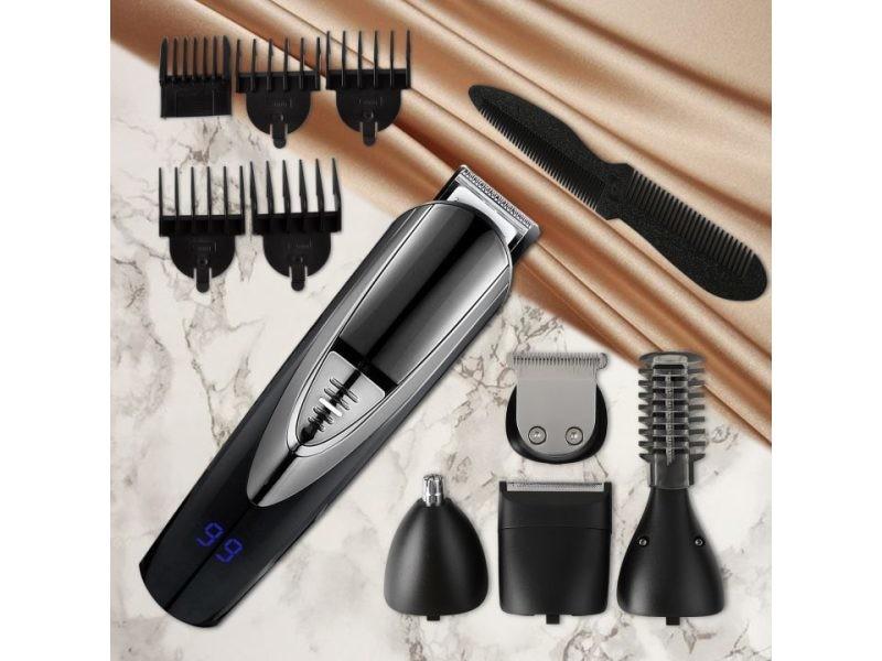 10 en 1 tondeuse cheveux tondeuse barbe professionnelle electrique