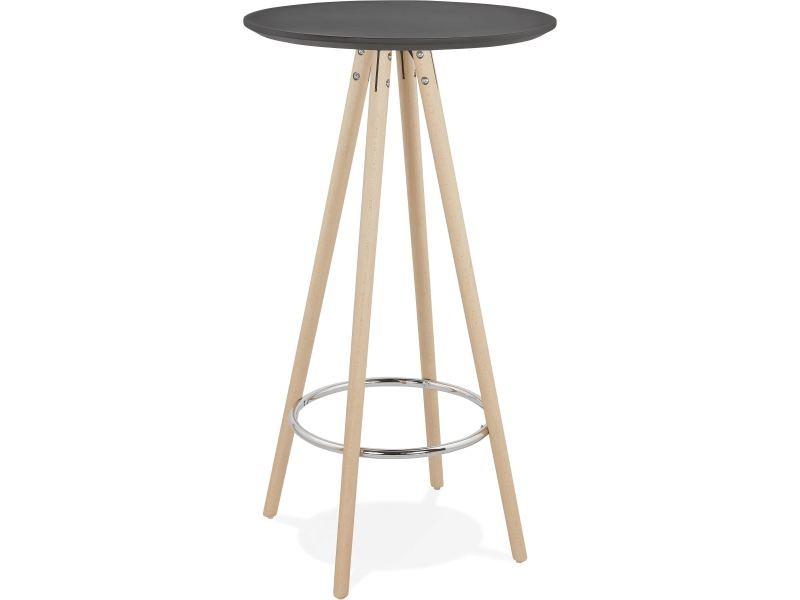 Table bar design deboo BT00350BLNA
