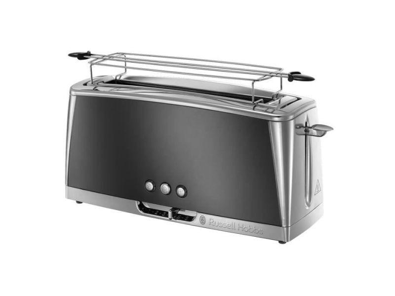 Grille-pains 1 fentes 1420w gris - 23251-56 RUS4008496880324