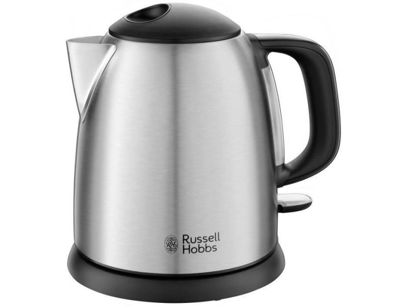 Russel hobbs 24991-70 - bouilloire compacte adventure - 1l acier brosse RUS4008496982851