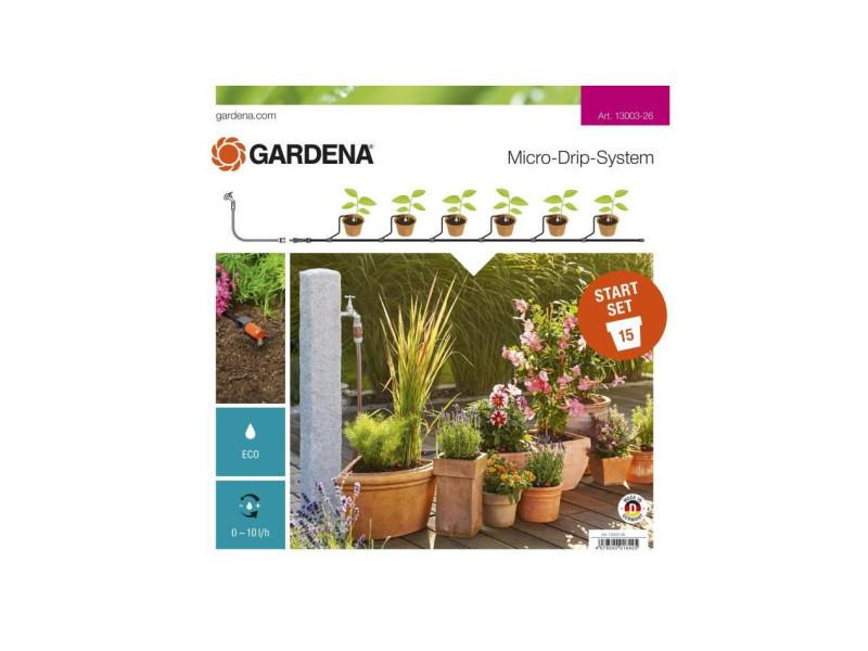 Gardena Selvvanning