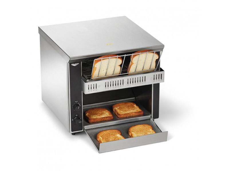 Toaster convoyeur professionnel inox 350 tranches/h - pujadas - 350 t/h