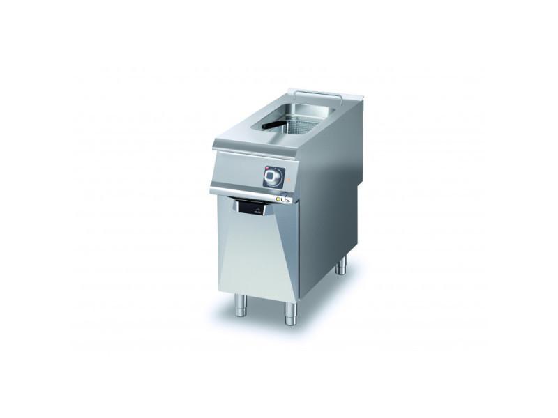 Friteuse electrique sur meuble diamante 90 série 900 - 15 litres - olis -